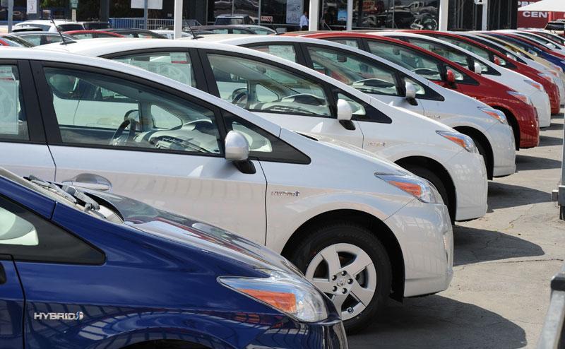In de VS dalen de hybride-verkopen alweer