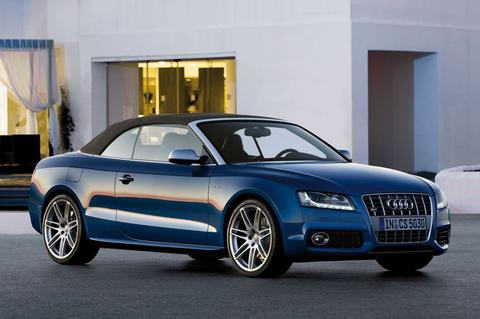 audi a5 s5 cabriolet 3 0 tfsi quattro pro line. Black Bedroom Furniture Sets. Home Design Ideas