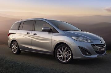Eerste prijzen Mazda 5