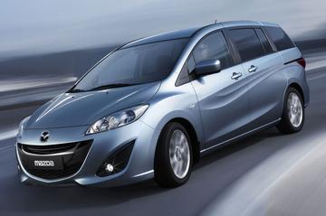'Nagare Flow' voor volledig nieuwe Mazda 5