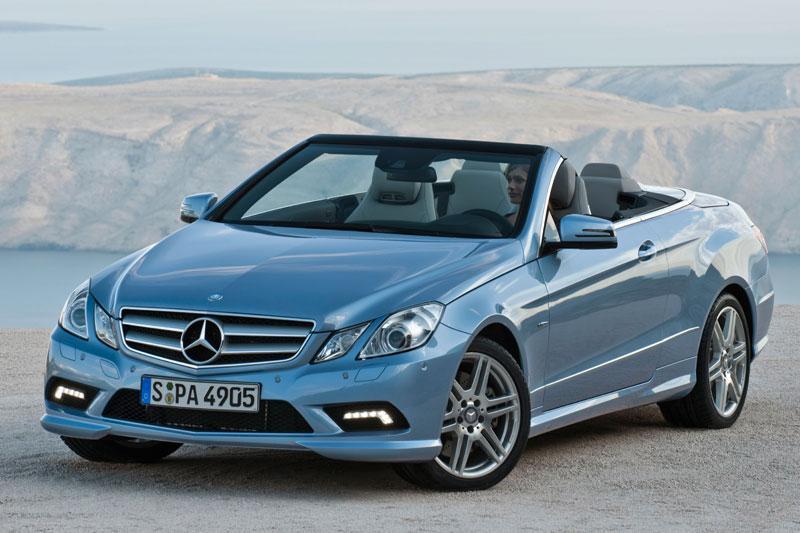 Mercedes-Benz E 250 CGI BlueEFFICIENCY Cabriolet (2011)