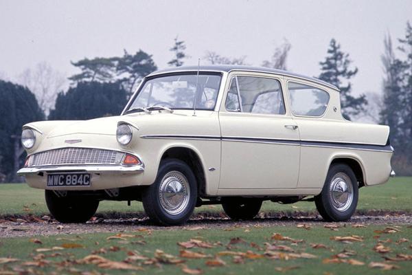 Ford Anglia - 1959