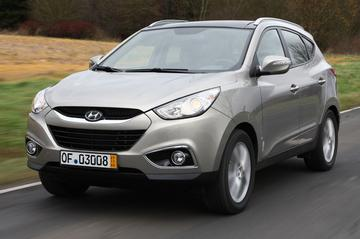 Hyundai ix35 1.6 GDI ActiveVersion 2WD (2011)