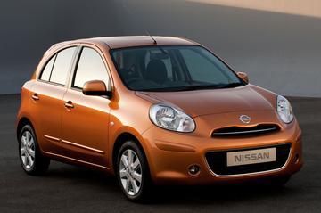 De nieuwe Nissan Micra!
