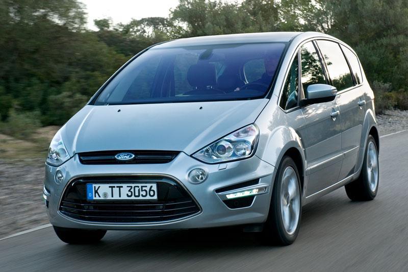 Nieuwe motoren voor Ford S-Max en Galaxy