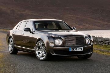 Details Bentley Mulsanne bekend
