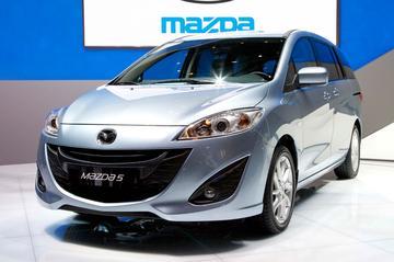 Meer over de Mazda 5