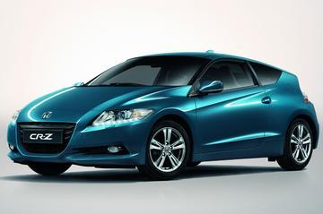 Honda CR-Z heeft prijs