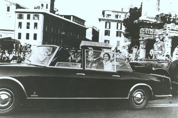 Lancia Flaminia 2.8 1963 - 1970