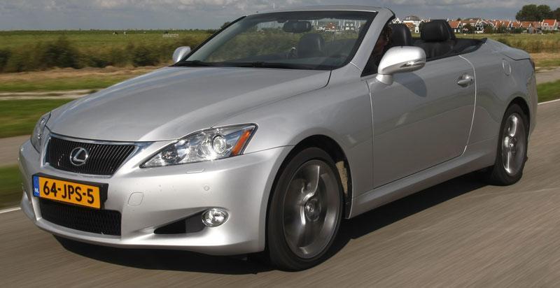 Lexus IS 250 C Executive (2010)