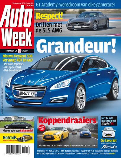 AutoWeek 12 2010