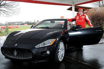 Maserati van de Zaak voor Fernando Alonso