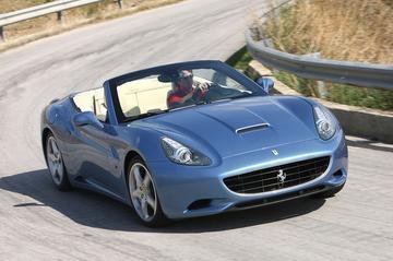 Handbak voor Ferrari California