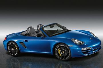 Porsche test met elektro-Boxster