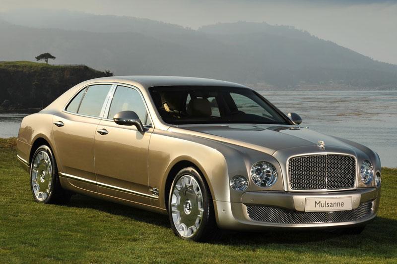 """""""Bentley test al met diesel"""""""