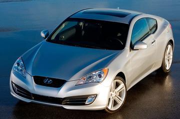 Gereden: Hyundai Genesis Coupé 3.8 V6
