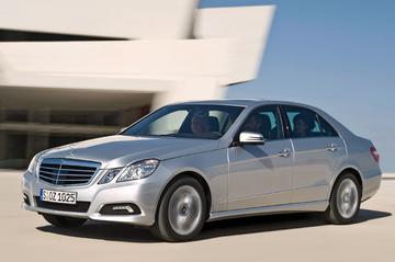 Nieuwe motoren voor Mercedes-Benz E-klasse