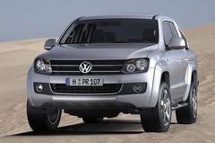 VW Amarok nu ook met achttraps automaat