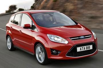 Start-/Stop zorgt voor lage bijtelling Ford C-Max