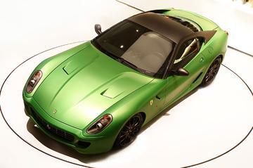 Officieel: HY-KERS Ferrari 599 Hybride