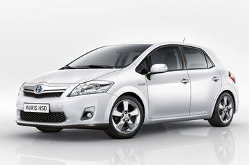 Nu alles over Toyota Full Hybrid Auris
