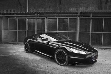 Edo Competition behandelt Aston Martin DBS