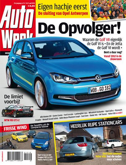 AutoWeek 15 2010