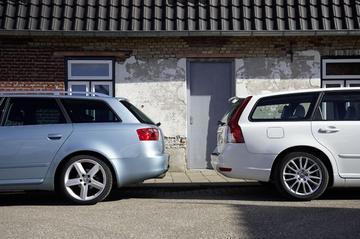 Seat Exeo 2.0 TDI 170 pk – Volvo V50 2.0D