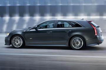 Prijzen Cadillac CTS-V bekend