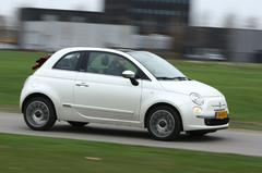 Rij-impressie Fiat 500 Cabrio