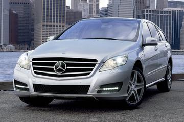 Officieel: Mercedes R-klasse