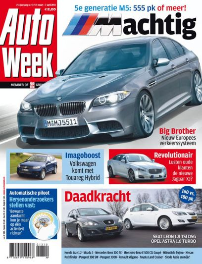 Volkswagen Touareg Autoweek Nl