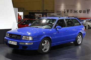 VriMiBolide: Audi RS2 Avant