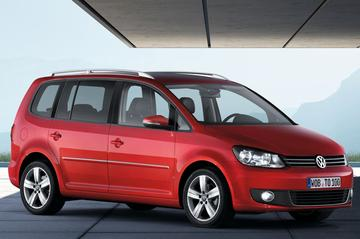 Volkswagen Touran 1.2 TSI BMT Trendline (2012)