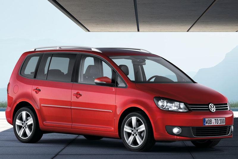 Volkswagen Touran 1.4 TSI EcoFuel Trendline (2012)