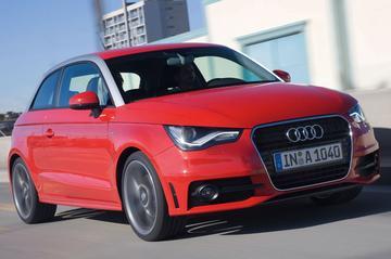 Audi A1 ook met S-Line pakket