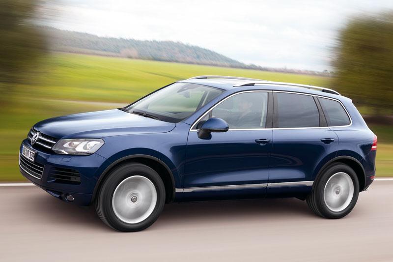 Gereden: Volkswagen Touareg Hybrid
