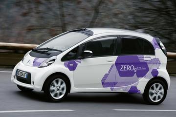 Citroën C-Zero duur betaald