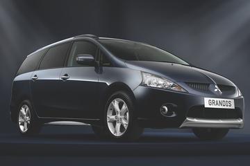 Limited Edition voor Mitsubishi Grandis
