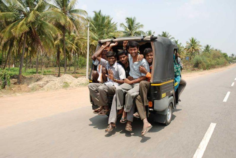 Rickshawpoolen