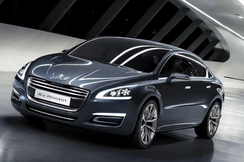 De Concept 5 by Peugeot belooft veel goeds
