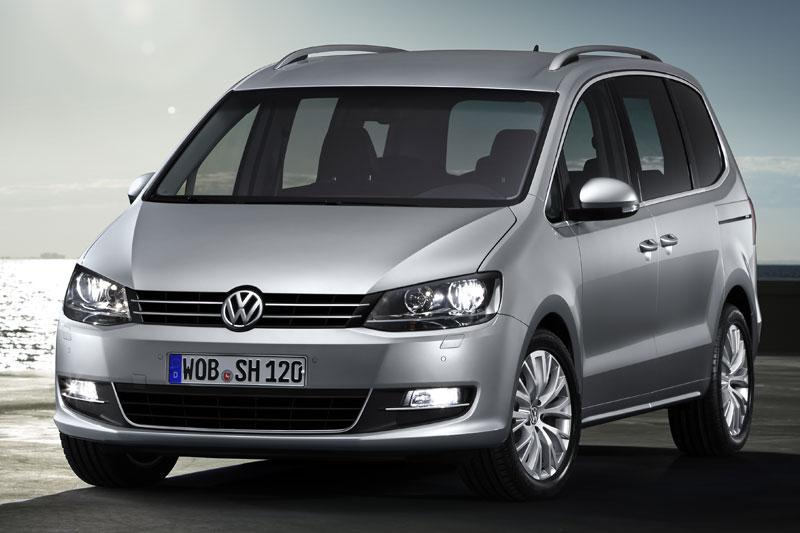 Volkswagen Sharan 2.0 TDI 170pk BMT Highline (2012)