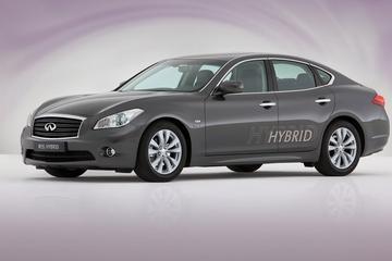Infiniti M35 hybride executive sedan