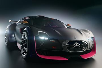 Citroën Survolt Concept schittert in Genève
