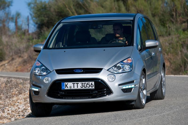Ford S-Max 2.0 SCTi Powershift