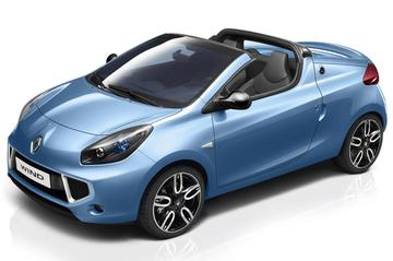 Renault Wind: het voorjaar in de lucht