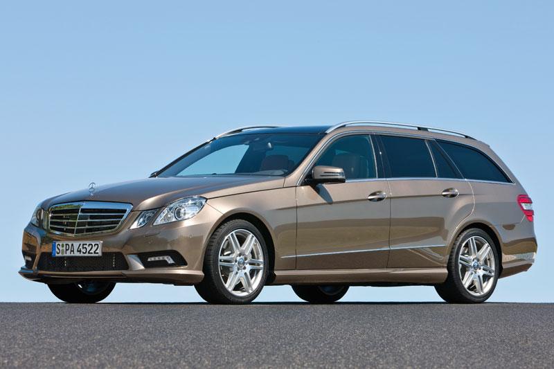 Mercedes-Benz E-klasse Estate