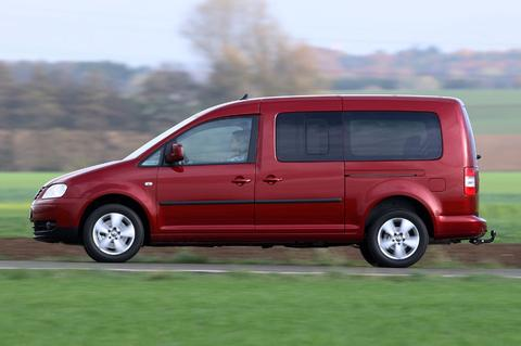 volkswagen caddy combi maxi 1 9 tdi 105pk comfortline specificaties. Black Bedroom Furniture Sets. Home Design Ideas