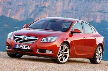Twintig procent bijtelling Opel Insignia