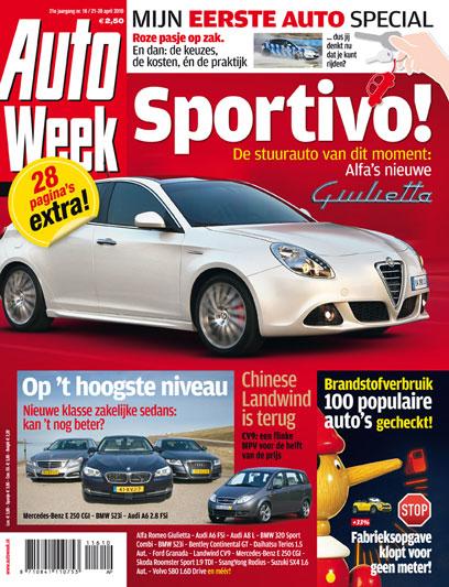 AutoWeek 16 2010